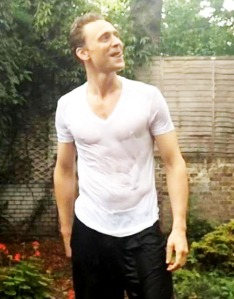 tom hiddleston ice bucket