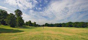 Prospect Park Long Meadow Brooklyn